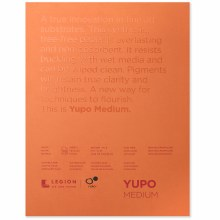 Yupo Medium Pads, 9 in. x 12 in. - 10 Shts./Pad