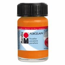 Porcelain Paint, 15ml Jars, Orange