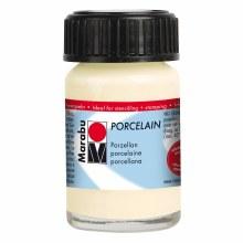 Porcelain Paint, 15ml Jars, Ivory