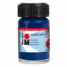 Porcelain Paint, 15ml Jars, Night Blue