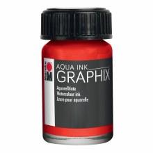 Graphix Aqua Ink, Vermilion