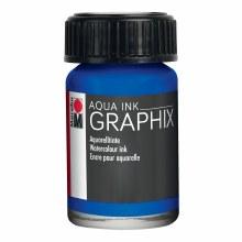 Graphix Aqua Ink, Dark Ultramarine