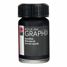 Graphix Aqua Ink, Black