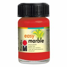Easy Marble, Cherry Red - 15ml