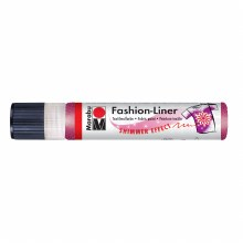 Fashion Liners, Shimmer Colors, Raspberry