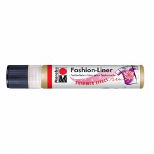 Fashion Liners, Shimmer Colors, Gold