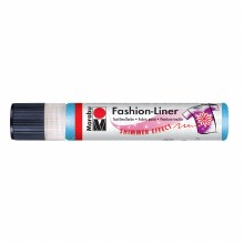 Fashion Liners, Shimmer Colors, Sky Blue