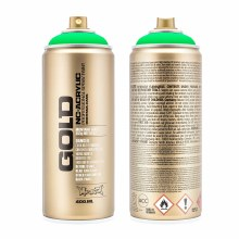 Montana GOLD Spray Color, Acid Green - 400ml Spray Can