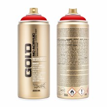 Montana GOLD Spray Color, Blood Orange - 400ml Spray Can