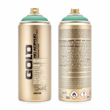 Montana GOLD Spray Color, Malachite - 400ml Spray Can