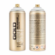 Montana GOLD Spray Color, Marble - 400ml Spray Can