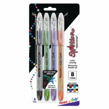 Sparkle Pop Metallic Gel Pen Sets, 8-Pen Set