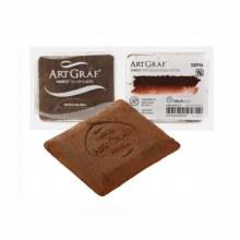 ArtGraf Tailor Shape Pigment Discs, Sepia