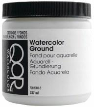 QoR Watercolor Ground, 237 ml
