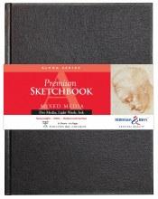 Alpha Series Hard-Cover Sketch Books, 8.5 in. x 11 in.