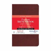 Alpha Series Soft-Cover Sketch Books, 5.5 in. x 8.5 in.