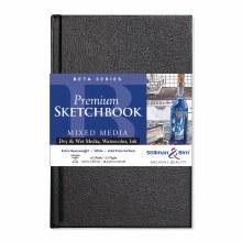 Beta Series Hard-Cover Sketch Books, 5.5 in. x 8.5 in.