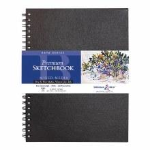Beta Series Hard-Cover Sketch Books, 9 in. x 12 in.
