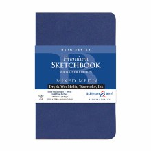 Beta Series Soft-Cover Sketch Books, 5.5 in. x 8.5 in.