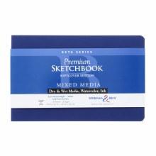 Beta Series Soft-Cover Sketch Books, 8.5 in. x 5.5 in.