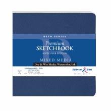 Beta Series Soft-Cover Sketch Books, 7.5 in. x 7.5 in.