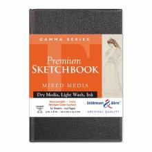 Gamma Series Hard-Cover Sketch Books, 4 in. x 6 in.