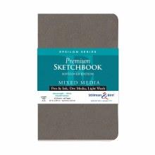 Epsilon Series Soft-Cover Sketch Books, 5.5 in. x 8.5 in.