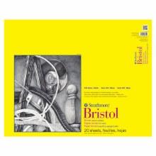 Strathmore Bristol Paper Pads - Series 300, Regular, 19 x 24 - 20 Shts./Pad