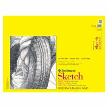 Strathmore Sketch Paper Pads - 300 Series, Spiral-Bound, 11 in. x 14 in.