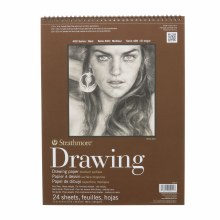 Strathmore Drawing Paper Pads - 400 Series, Medium Surface, 11 in. x 14 in.