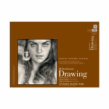 Strathmore Drawing Paper Pads - 400 Series, Medium Surface, 18 in. x 24 in.