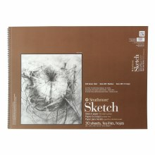 Strathmore Sketch Paper Pads - 400 Series, 18 in. x 24 - 30/Shts. - Tape Bound Pad