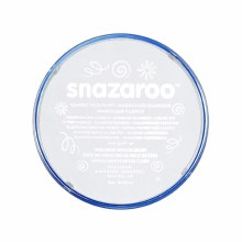 Snazaroo Face Paints, White - 18ml, Carded