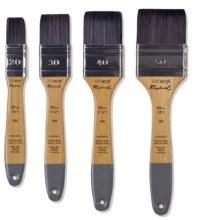 Raphael, Softacryl Synthetic Brush, Flat, 20