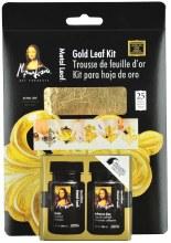 Gold Leaf Kit, 5-1/2 in. x 5-1/2 in.