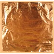 Metal Leafing Sheets, Copper - 5-1/2 in. x 5-1/2 in./Sht.