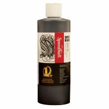 Super Black India Ink, Pint Bottle
