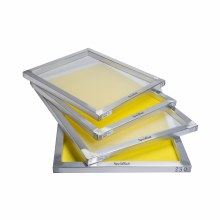 Aluminum Screen Printing Frames, 20 in. x 24 in. - 305 Mesh