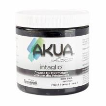 Akua Intaglio Ink, 8 oz. Jars, Mars Black