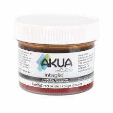 Akua Intaglio Ink, 2 oz. Jars, Red Oxide