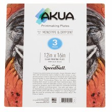 Akua Printing Plates, 3-Packs, 12 in. x 16 in. - 3/Pkg.