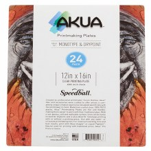 Akua Printing Plates, 24-Packs, 12 in. x 16 in. - 24/Pkg.