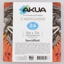 Akua Printing Plates, 24-Packs, 5 in. x 7 in. - 24/Pkg.