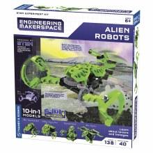 Engineering Makerspace Alien Robots Kit