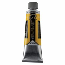 Rembrandt Oil Paint, 150ml, Permanent Yellow Medium