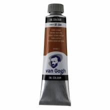 Van Gogh Oil Colors, 40ml, Raw Sienna