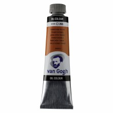 Van Gogh Oil Colors, 40ml, Transparent Oxide Yellow