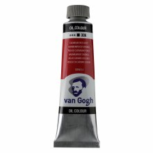 Van Gogh Oil Colors, 40ml, Cadmium Red Deep