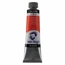 Van Gogh Oil Colors, 40ml, Cadmium Red Light Azo