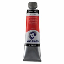 Van Gogh Oil Colors, 40ml, Madder Lake Light